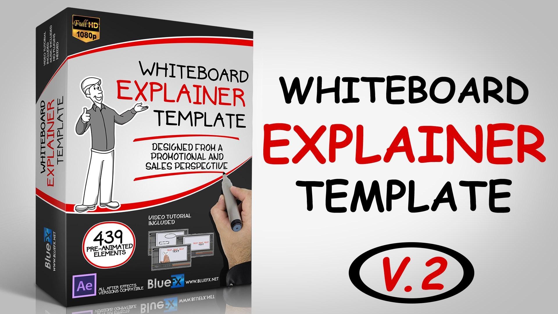 The Whiteboard Explainer – BlueFx