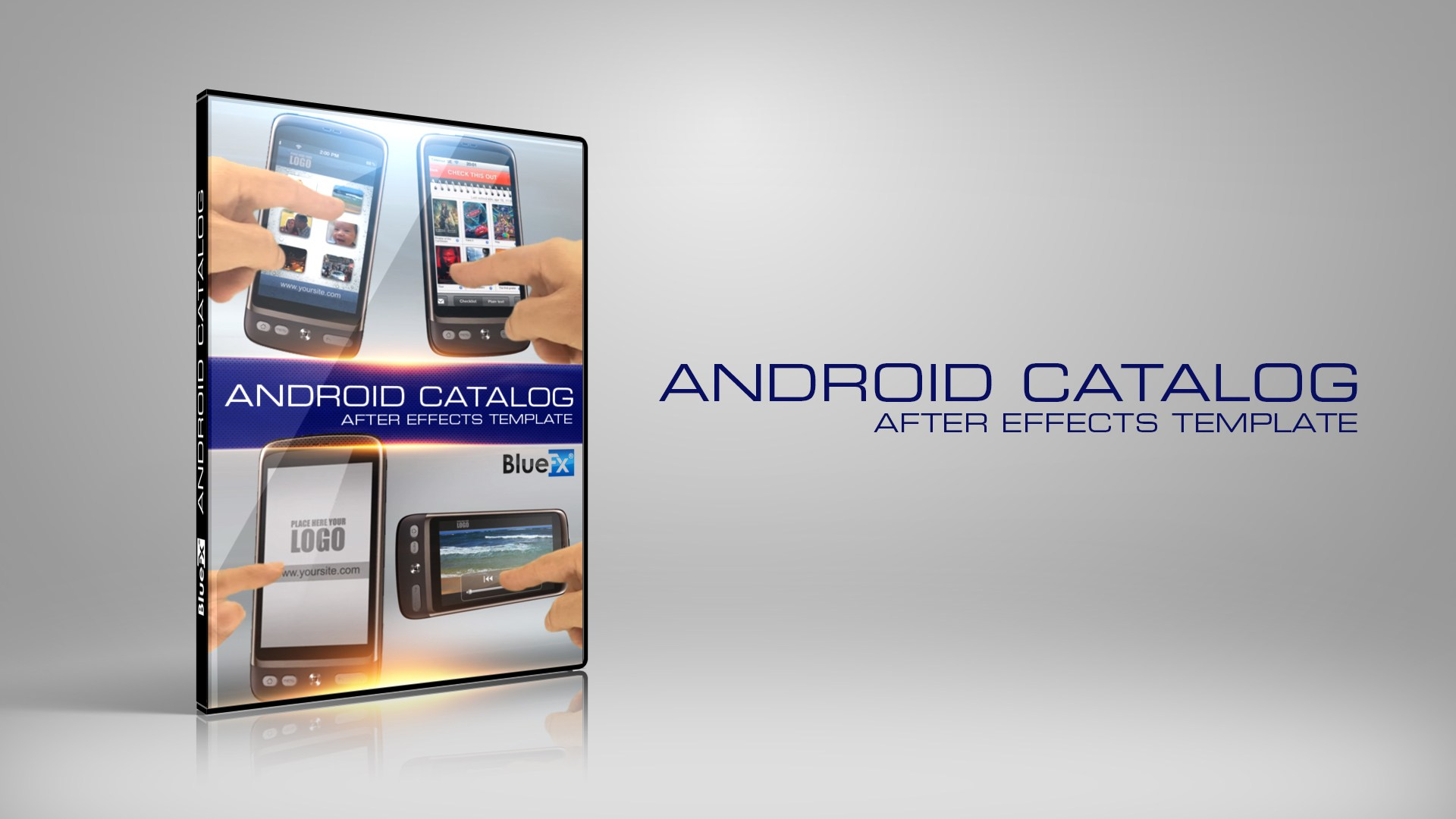 Android Video Catalog - BlueFx