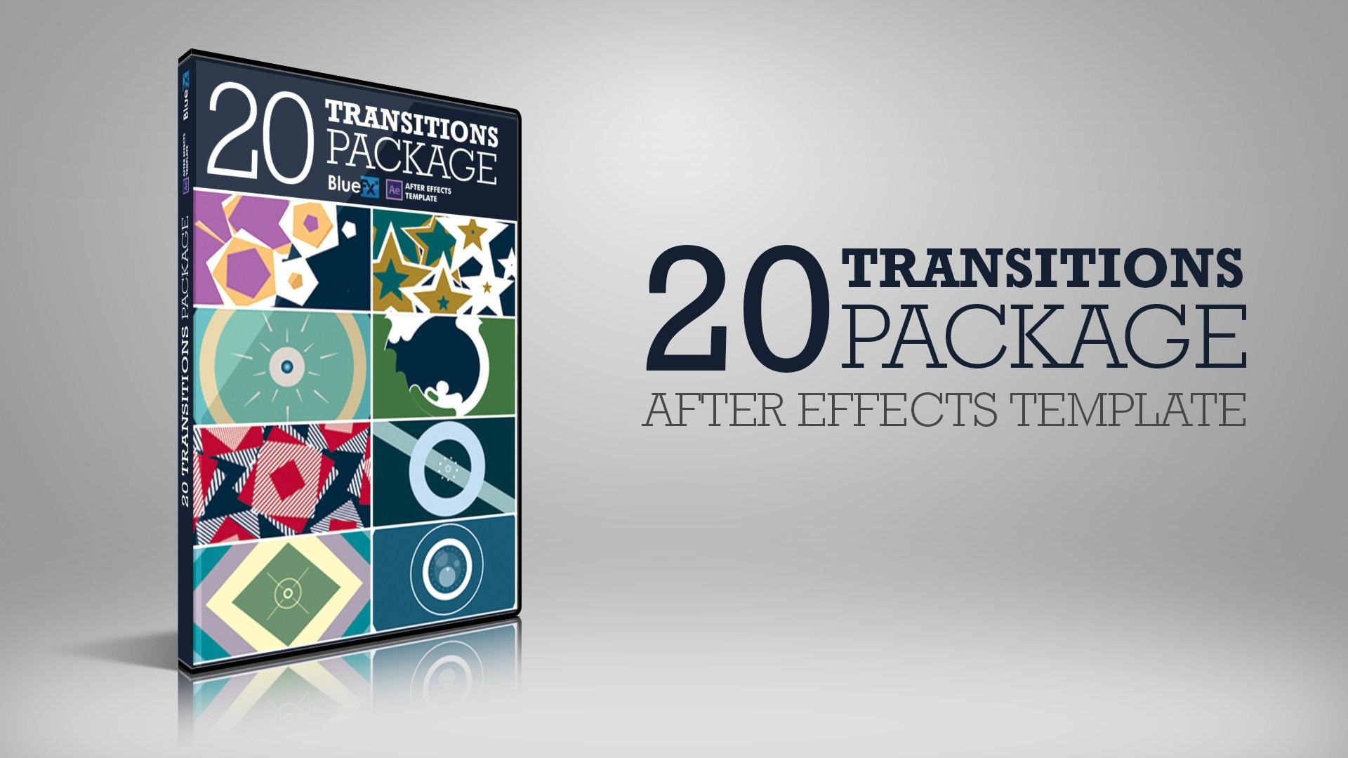 20 Transitions HD - BlueFx