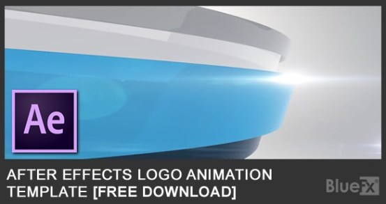 After Effects Logo Animation Template [FREE DOWNLOAD] - BlueFx