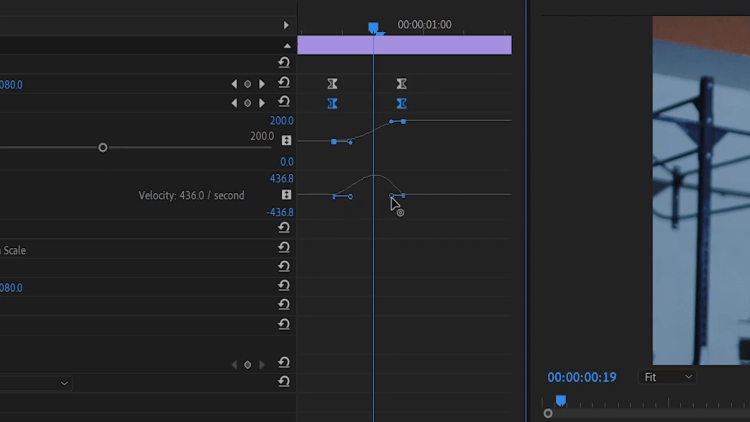 Motion Blur checkbox in After Effects layer