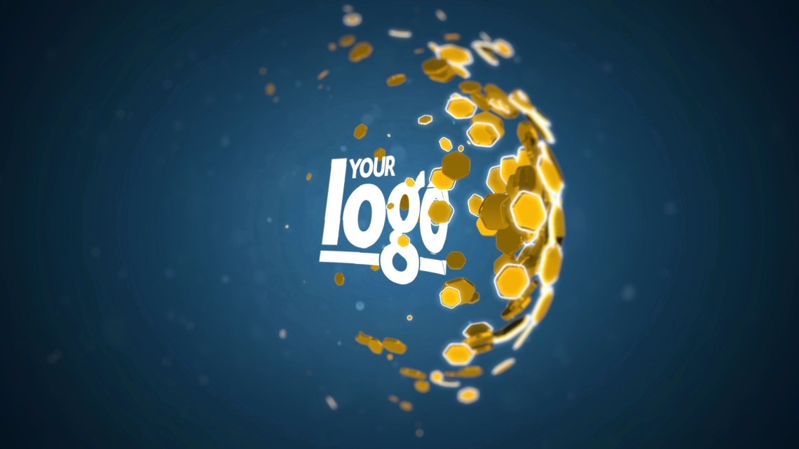 Professional Intro Logo Animations AE Templates - BlueFx