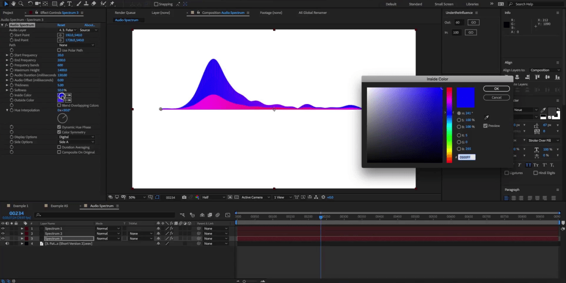How-to-create-an-audio-spectrum-in-AE-10