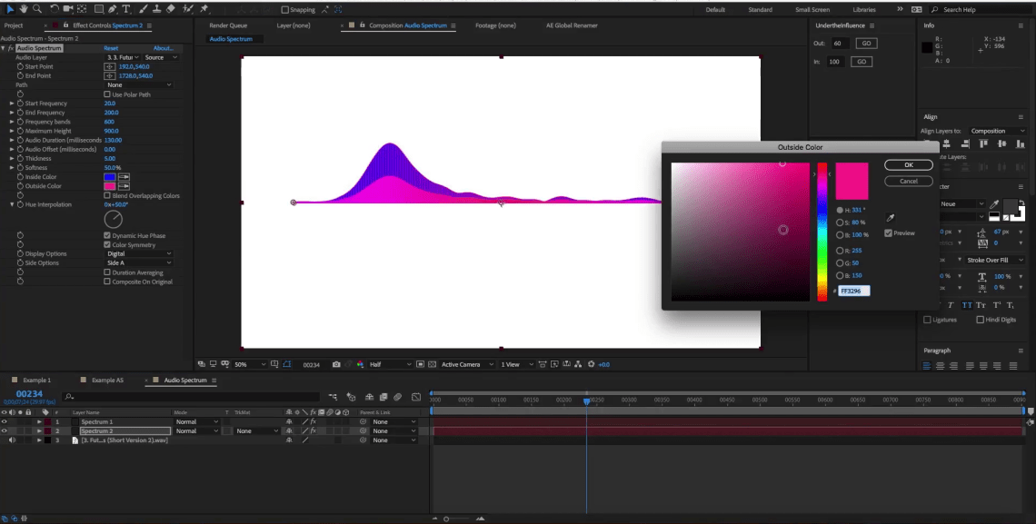 How-to-create-an-audio-spectrum-in-AE-9