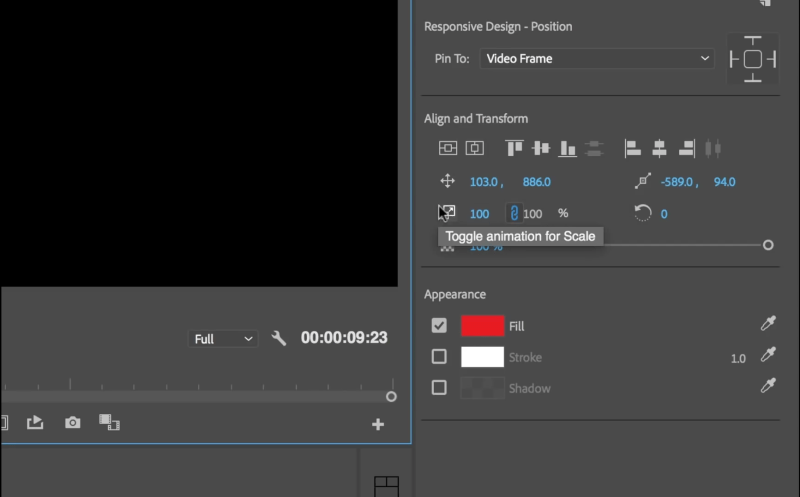 Basic Animation Techniques Inside Premiere Pro - BlueFx