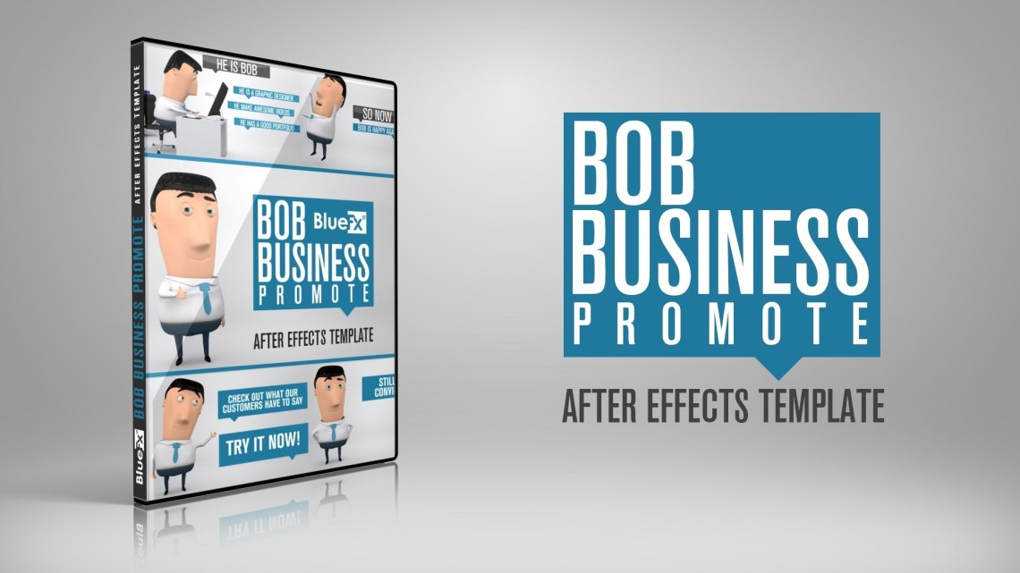 bob-the-business-promoter-after-effects-template