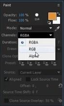 change rgba to rgb