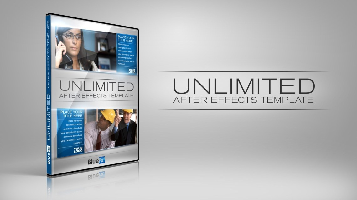 the-unlimited-slide-after-effects-template